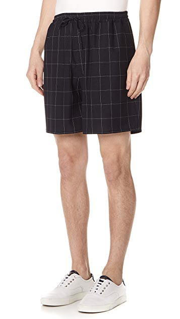 Second/Layer Boxer Shorts