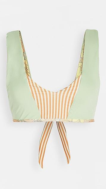 Seea Milos Reversible Bikini Top ml3CYk73