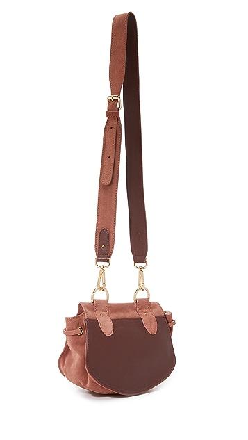 See by Chloe Collins Mini Saddle Bag