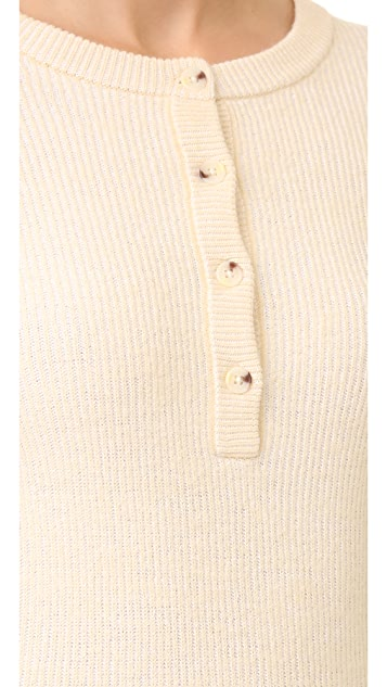 See by Chloe Henley Pullover