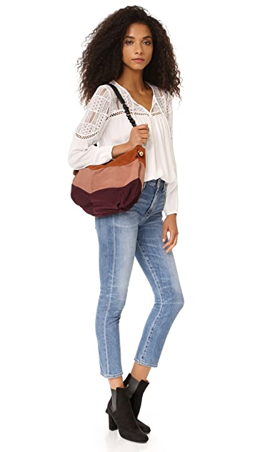See by Chloe Madie Patchwork Hobo Bag