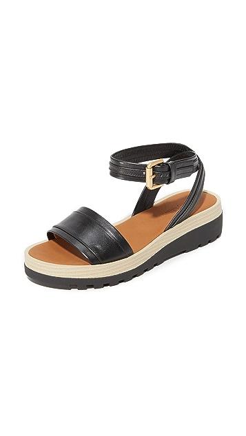 c30390148b7 See by Chloe Platform Sandals ...