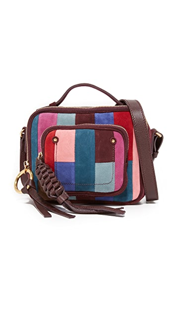 See by Chloe Pattie Patchwork Camera Bag