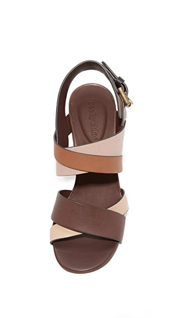 See by Chloe Howl Sandals