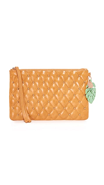See by Chloe Pineapple Tutti Frutti Pouch