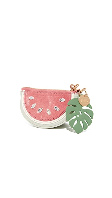 See by Chloe Tutti Frutti Coin Purse