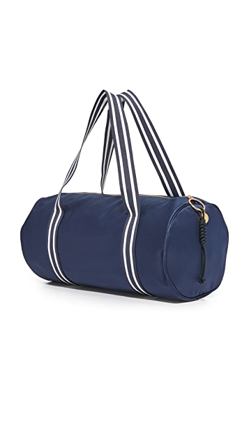 See by Chloe Satin Duffel Bag