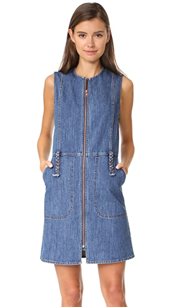 e5cc7ee407d See by Chloe Denim Dress ...