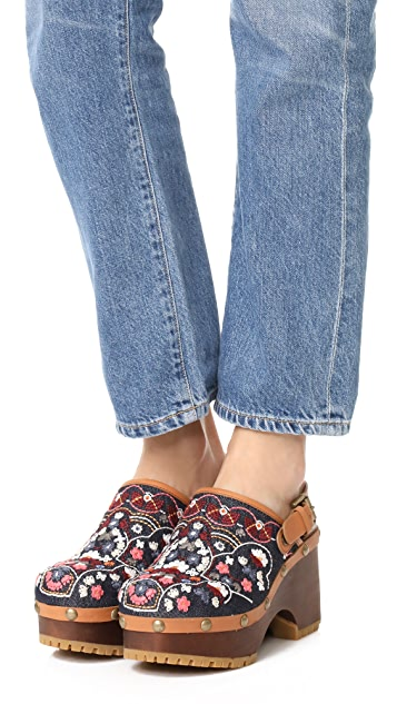clearance shop for outlet websites See By Chloé Tasha clogs authentic for sale best wholesale for sale q3neIVXi