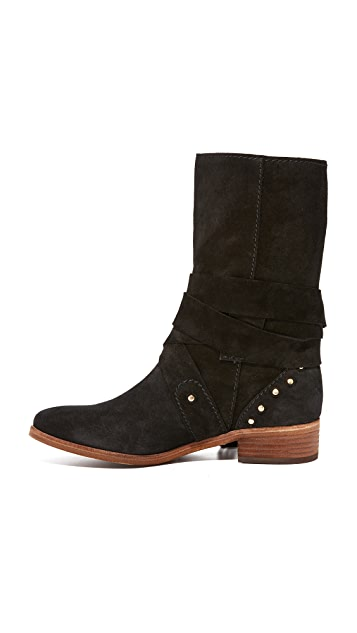 See by Chloe Dasha Flat Boots