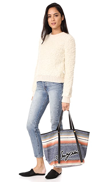 See by Chloe Canvas Tote