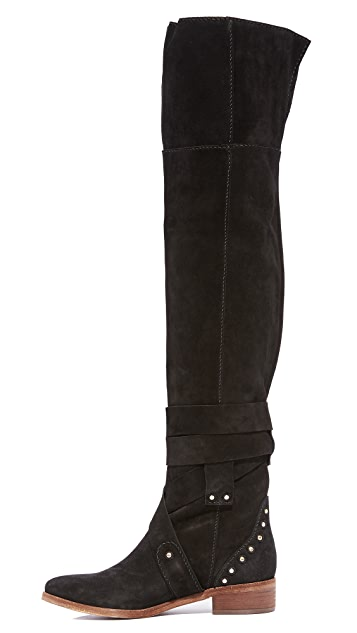 See by Chloe Dasha Dakar Over the Knee Boots