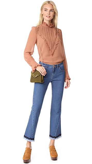 See by Chloe Flare Jeans