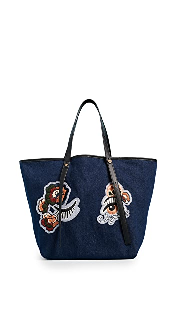 See by Chloe Andy Tote