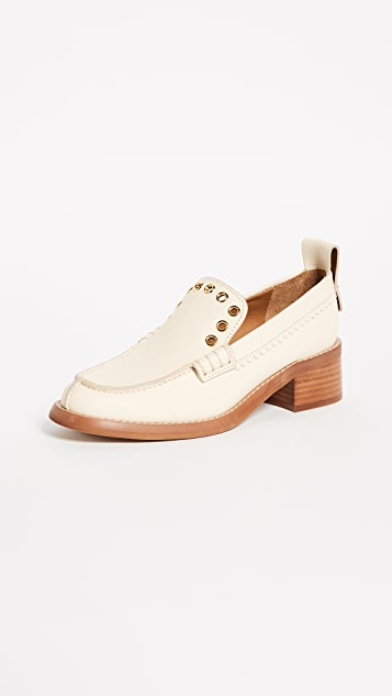 See by Chloe Nora Heeled Loafers