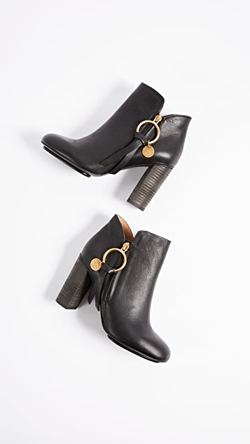 b37f657ad3e7b ... See by Chloe Louise Booties ...