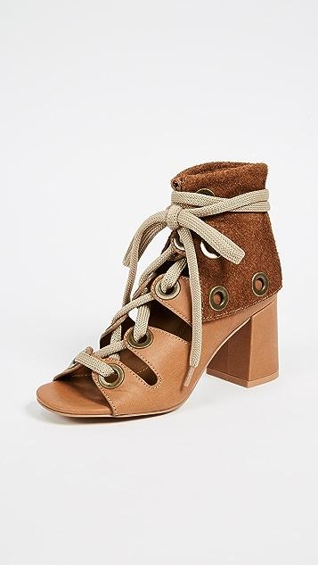 See by Chloe Selma Gladiator Sandals