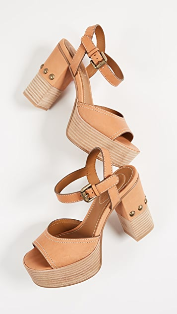 See by Chloe Tina Platform Sandals