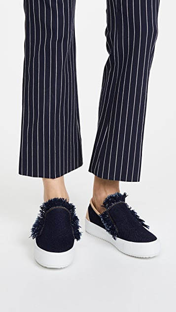 See by Chloe Vera Platform Slip On Sneakers