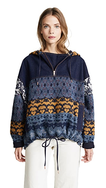 See by Chloe Slouchy Jacket