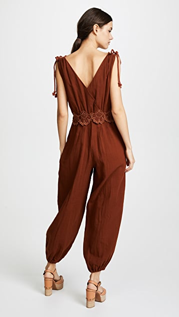 See by Chloe Embellished Jumpsuit