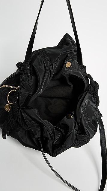 See by Chloe Flo Nylon Shoulder Bag