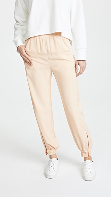 See by Chloe Zip Side Trousers