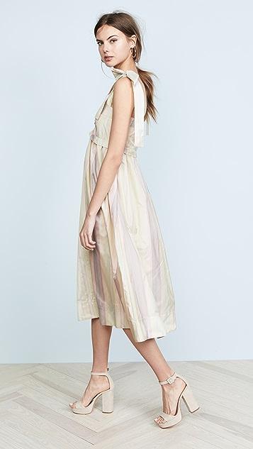 80d84b003a Tie Shoulder Dress