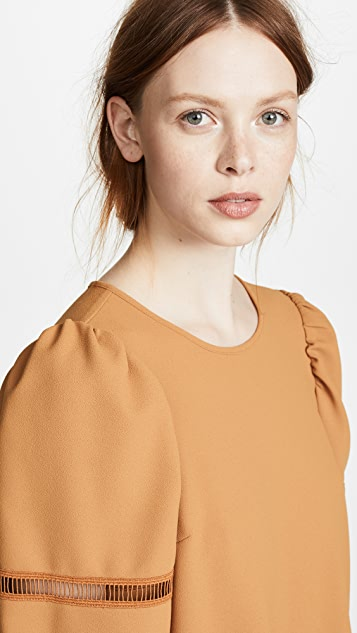 See by Chloe Pouf Sleeve Dress