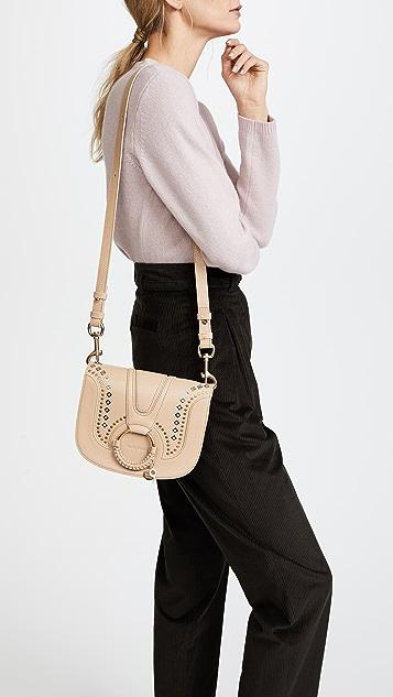 Hana medium saddle bag - Black See By Chlo v6rA1PO
