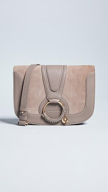 See by Chloe Седельная сумка среднего размера Hana