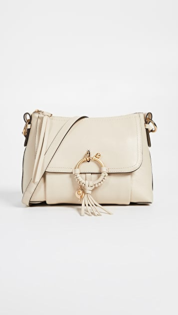 See by Chloe Hana Shoulder Bag - Cement Beige