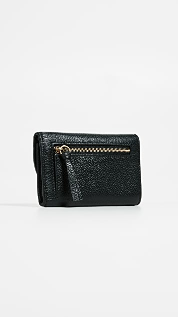 See by Chloe Flap Compact Wallet