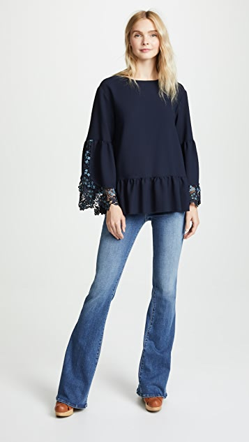 See by Chloe Bell Sleeved Blouse