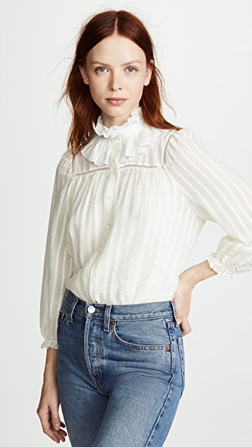 See by Chloe Natural Blouse