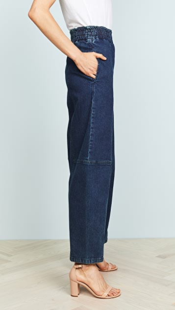 See by Chloe High Waisted Denim Pants