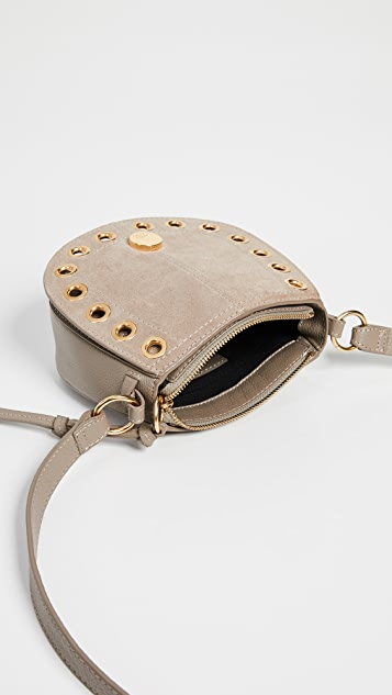 See by Chloe Kriss Small Saddle Bag