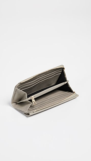 See by Chloe Kriss Continental Wallet