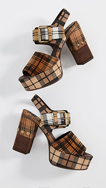 See by Chloe Marta Platform Sandals