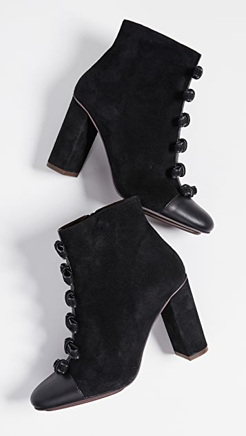 See by Chloe Gisel Booties