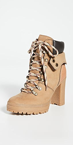 See by Chloe - Eileen High Heel Booties