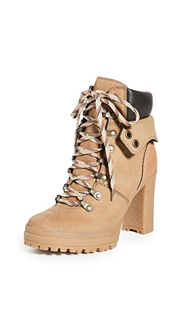 See by Chloe Eileen High Heel Booties