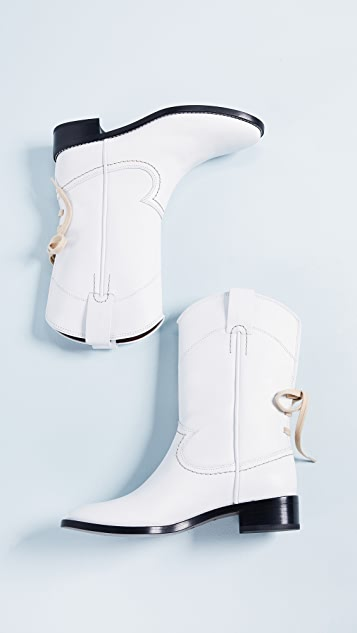 See by Chloe Annika Boots