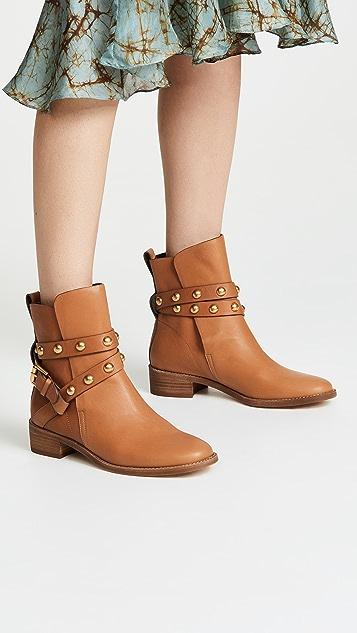 See by Chloe Janis Low Heel Booties