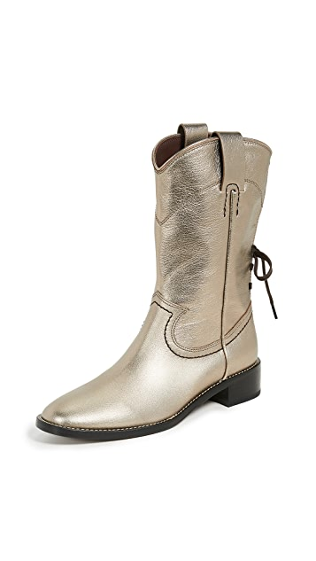 See by Chloe Annika Western Boots