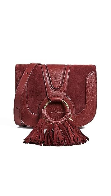 See by Chloe Hana Saddle Bag with Fringe