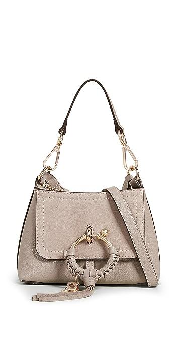 See by Chloe Joan Mini Shoulder Bag - Motty Grey