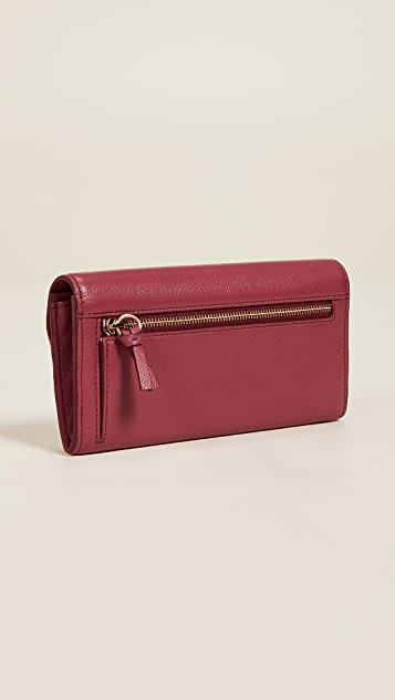 See by Chloe Polina Long Wallet
