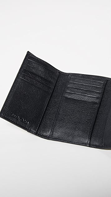 See by Chloe Polina Shorts Studded Wallet