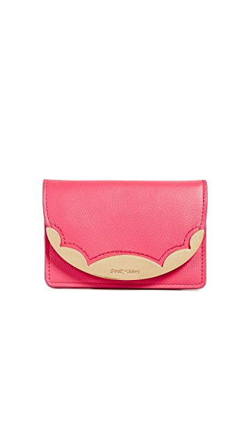 See by Chloe Brady Short Wallet